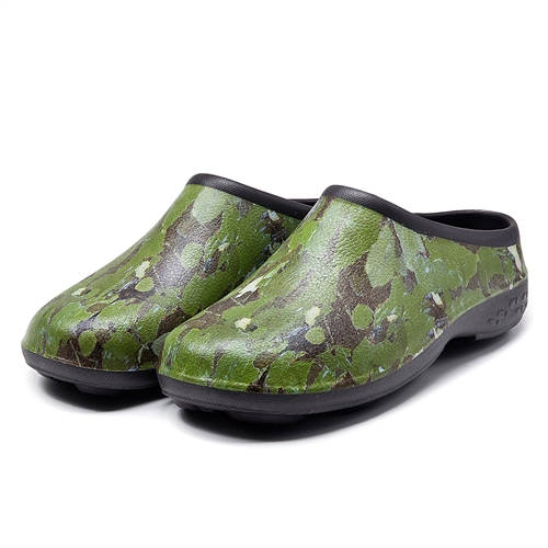 Backdoorshoes Camo Garden